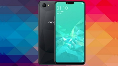 Oppo launches A3s with 19:9 FullView display in India at Rs 10,990