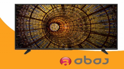 ABAJ launches 55-inch Smart HDTV with Linux OS