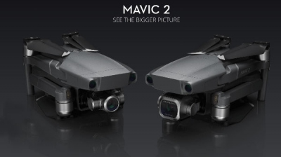 DJI launches Mavic 2 Pro, world's first drone with Hasselblad camera