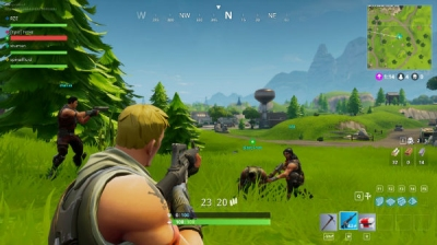 Epic Games working on a 'robust competition system' for Fortnite