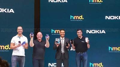 Nokia to launch 8110 4G Banana phone in India soon: Ajey Mehta