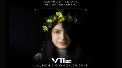 Vivo V11 Pro teasers confirm key features