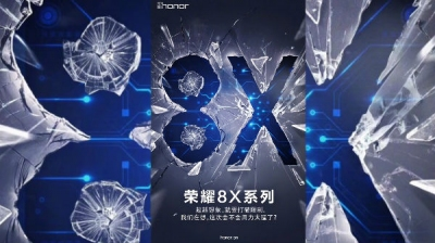 Huawei to launch Honor 8X and 8X Max on September 5