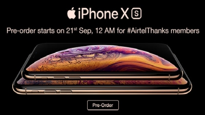 Apple iPhone XS, iPhone XS Max now available for pre-order in India