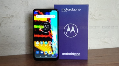 Motorola One Power First Impressions