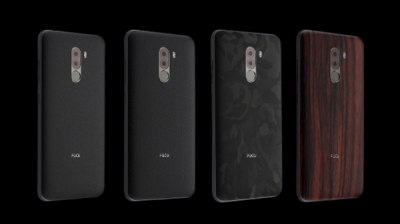 Xiaomi Poco F1 skins now available for Rs 299