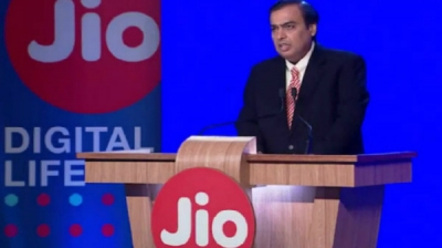Reliance Jio achieved 280 million users by the end of 2018: TRAI