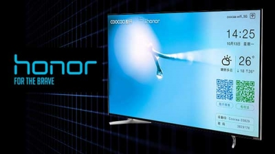 Huawei to soon launch smart TV with AI under Honor branding