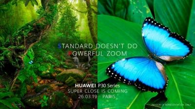 Huawei mocks Galaxy S10 camera's zooming capability