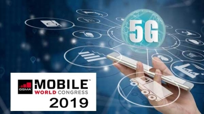 Ten 5G smartphones expected to launch at MWC 2019