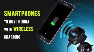Top 15 smartphones to buy in India with wireless charging