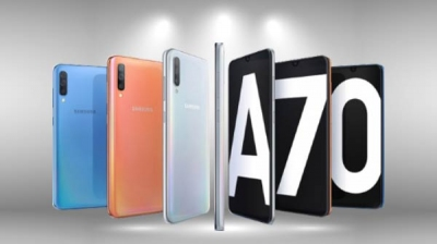 Samsung Galaxy A70 goes official; 32MP selfie camera and more