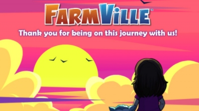 FarmVille Shutting Down After 11 Years