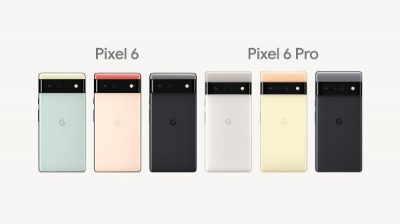 Google Pixel 6, Pixel 6 Pro Announced With Tensor Chip, 50MP Camera
