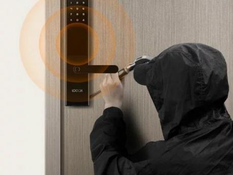 Xiaomi launches Intelligent Door Lock with fingerprint scanner & more