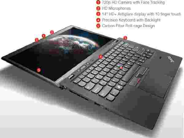 Lenovo ThinkPad X1 Carbon Features