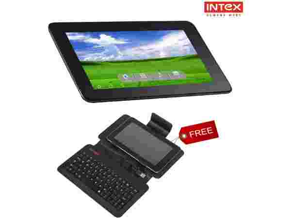 Intex I buddy Tablet 7.0 with Free MID Keyboard Case