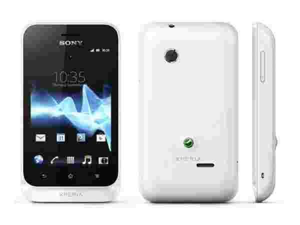 Sony Xperia Tipo Dual,