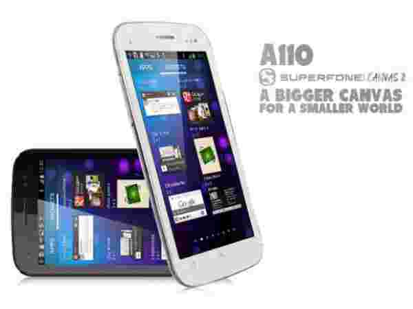 Micromax Superfone A110 Canvas 2