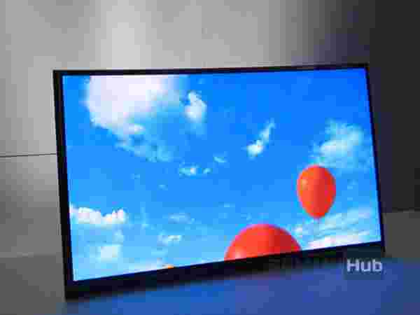 Samsung Curved OLED TV 4
