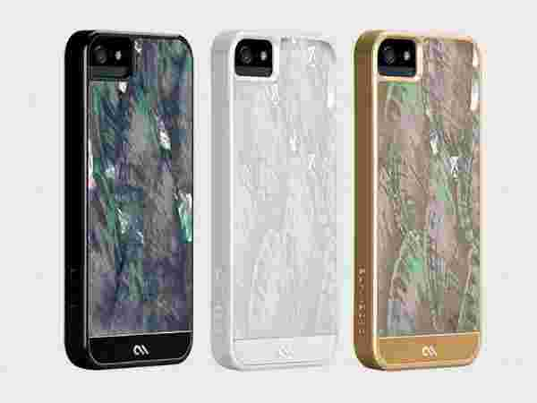 CaseMate Crafted for iPhone 5- making a design statement