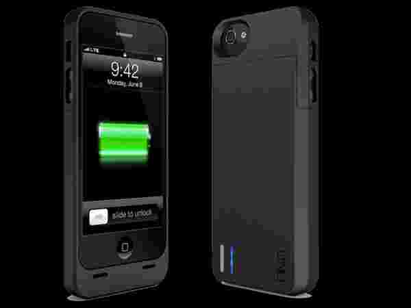 uNu's DX Protective Battery Case- prolongs the usage time