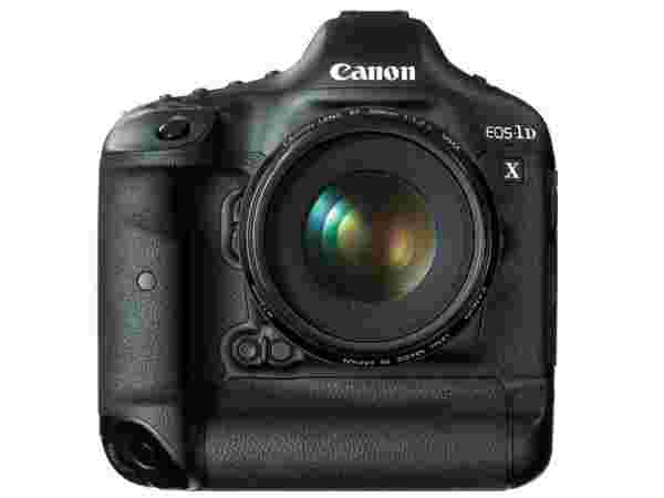 Canon 1DX: