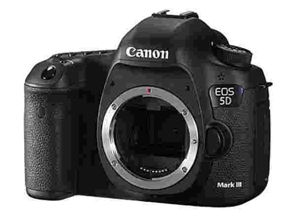 Canon 5D Mark III: