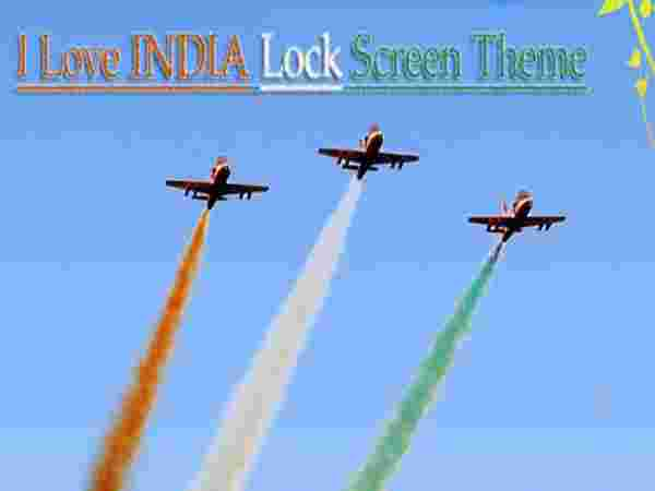 I Love India Lock Theme