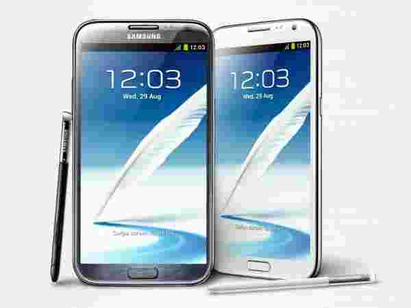 Samsung Galaxy Note 2 N7100: