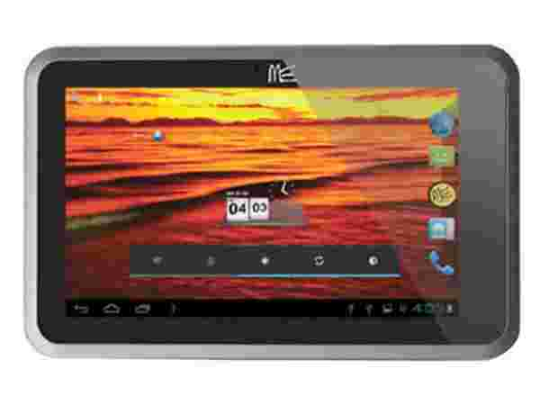 HCL ME Y3 Dual SIM Android ICS Tablet: