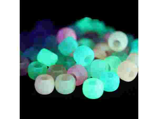 Glow in the Dark Beads