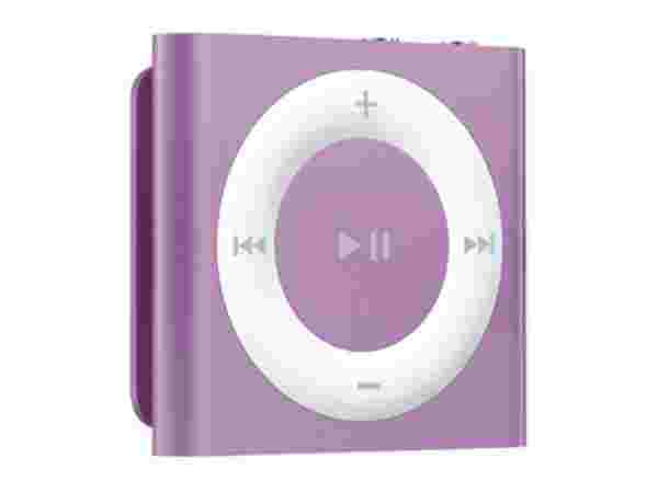Apple iPod shuffle 4th Generation 2 GB: