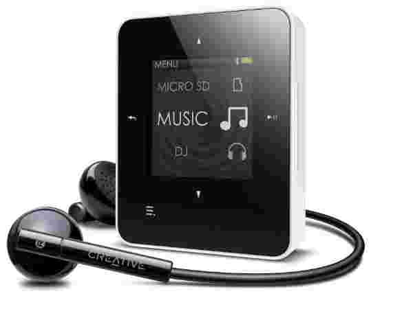 Creative Zen Style M300 4gb MP3 Player: