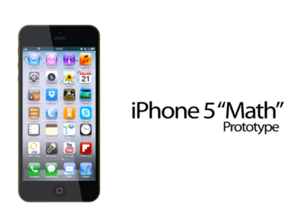 Apple iPhone 6 or iPhone Math