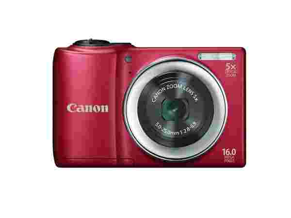 Canon PowerShot A810 Point & Shoot: