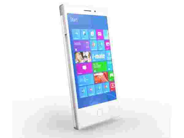 i-Mate Windows 8 Pro Running Smartphone