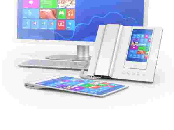 i-Mate Tablet and Desktop
