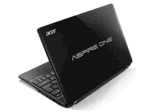 Acer Aspire One 725 Netbook: