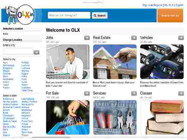 quikr vs olx Explore photos & videos on olx also get news from india and world including business  after the success of e-commerce websites like olx and quikrcom.