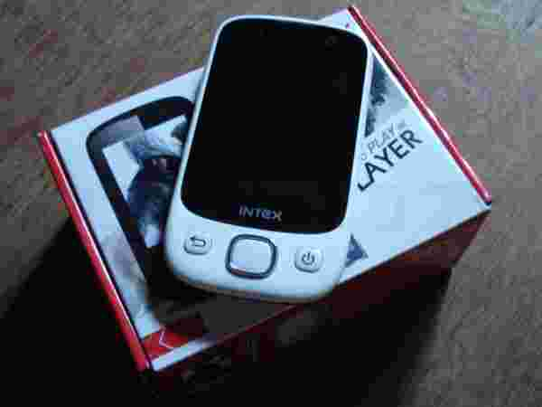 Intex Player Front And BOX
