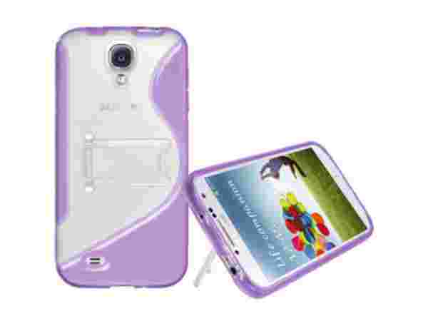 Amzer TPU 95695 Protective TPU Case with Stand