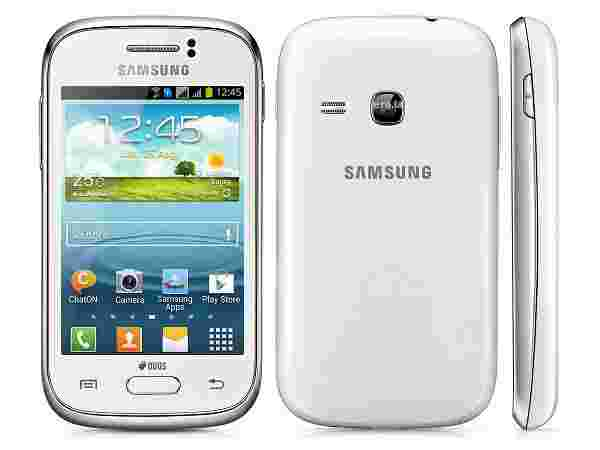 Samsung Galaxy Young S6312:
