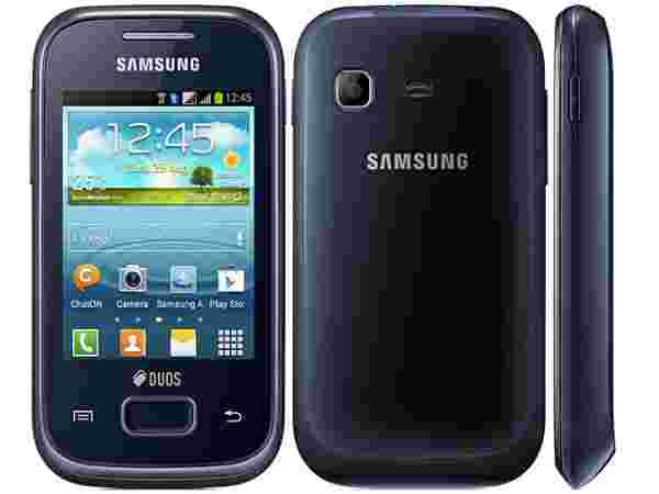Samsung Galaxy Y Plus S5303: