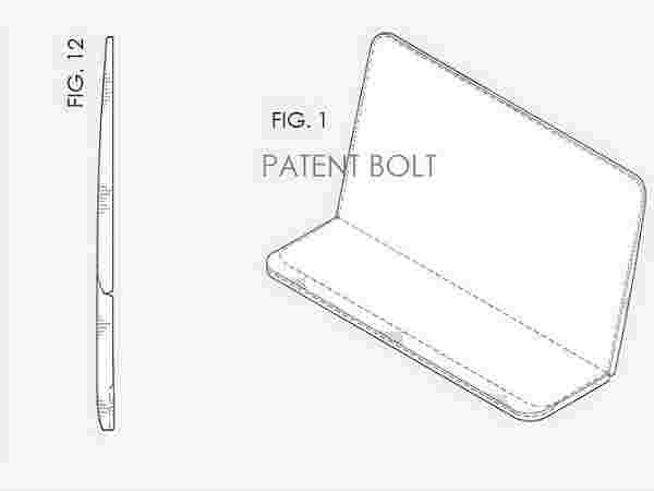 Samsung Tablet Patent