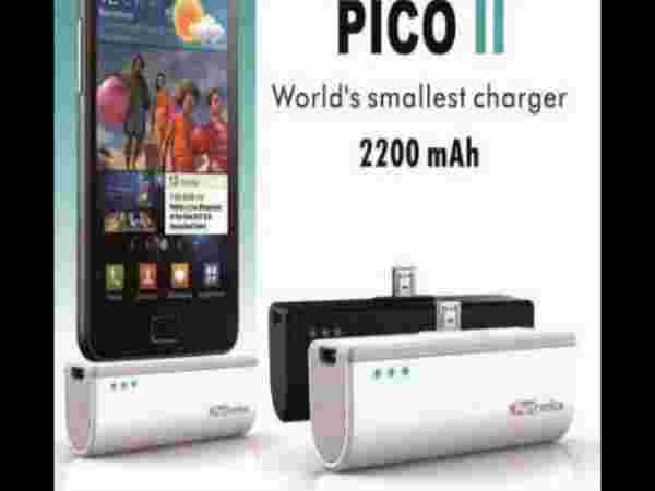Portronics Pico 2 - Wireless Phone Charger