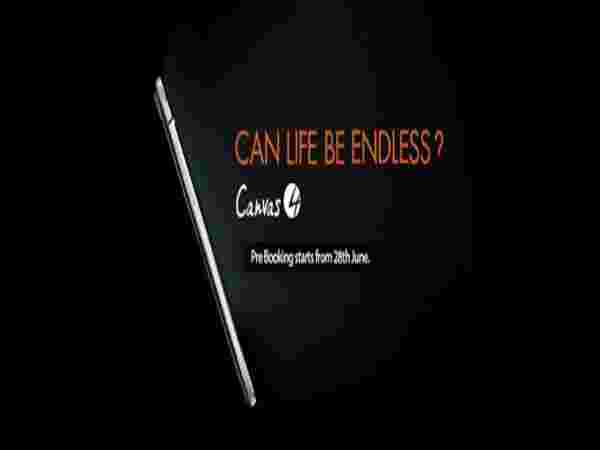 Micromax Canvas 4 – Facebook banner