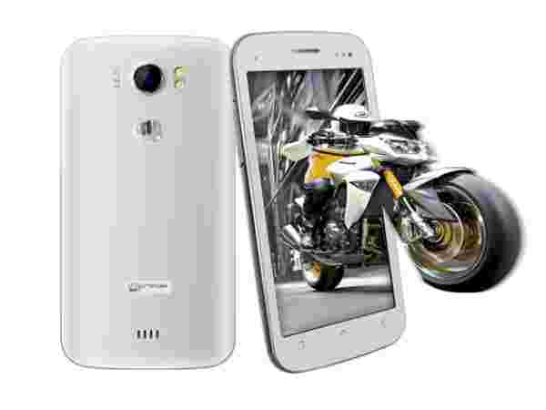 Micromax Canvas 2 Plus A110 Q