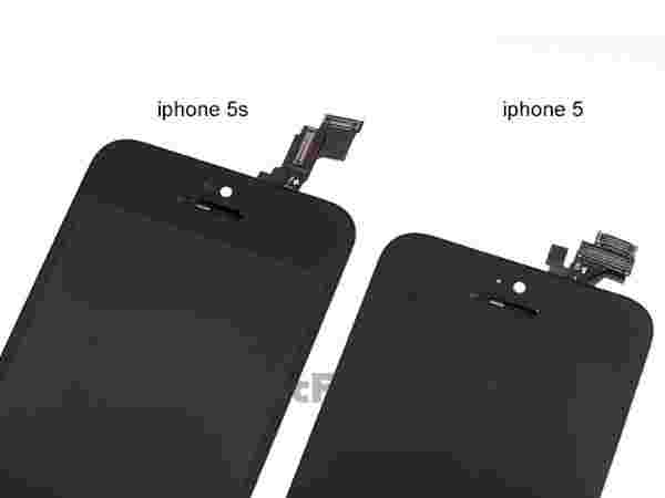 iPhone 5S comparison