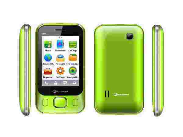 Micromax X335 Mobile Phone: